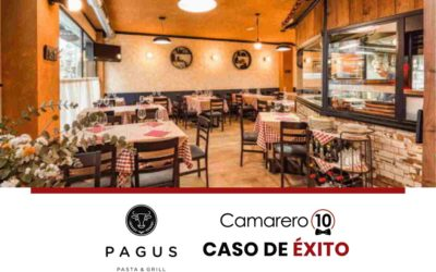 Caso de Éxito de Digitalización en Restaurantes Italianos