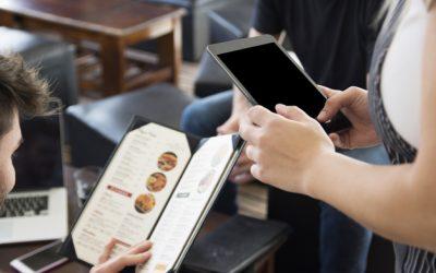 Claves del uso de tablets en la gestión de tu restaurante