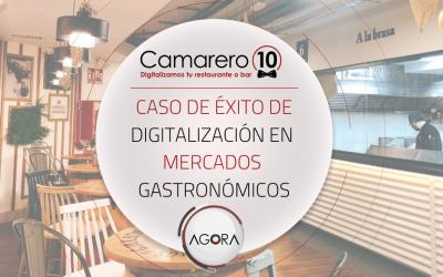 Caso de Éxito de Digitalización de un Mercado Gastronómico