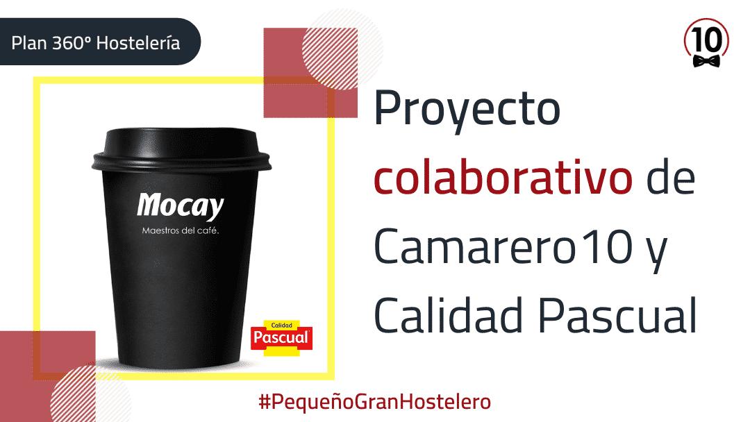 Plan de ayuda para la hostelería: proyecto colaborativo de Camarero10 y Calidad Pascual