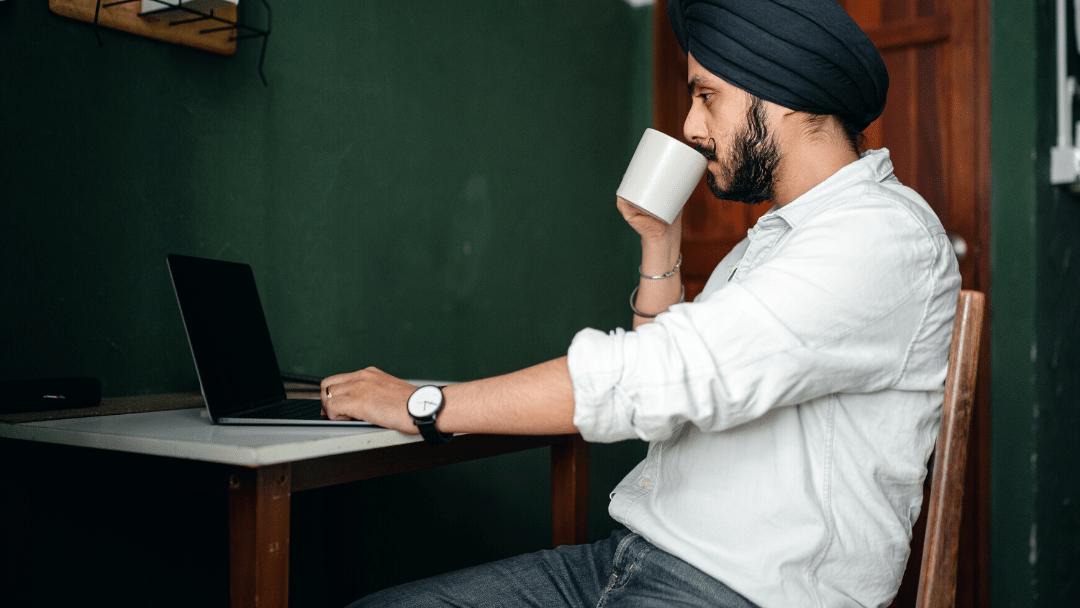 Control de cuentas de negocio autónomo