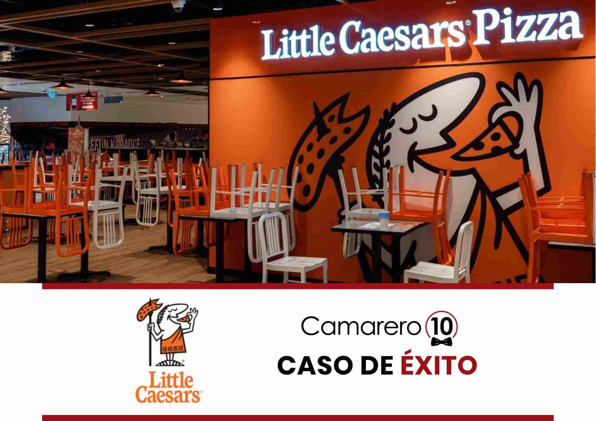 Restaurante Little Caesars Pizza en España