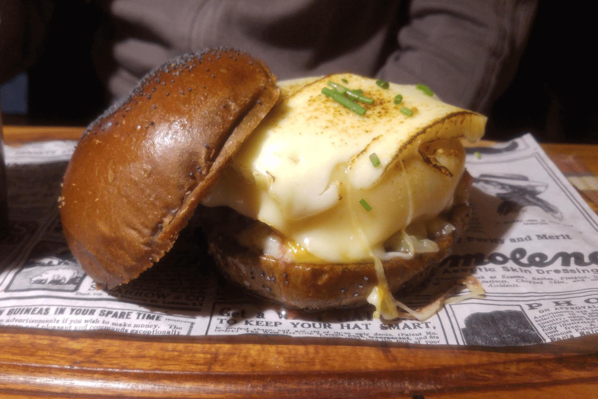 hamburguesa la bistroteca
