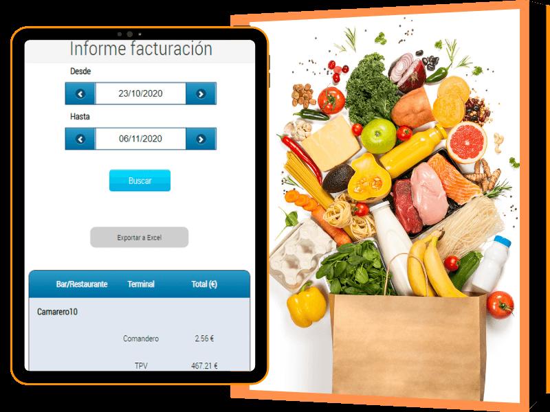 Programa de escandallos para hostelería Camareor10. El sistema más eficaz para controlar el coste de tus platos.