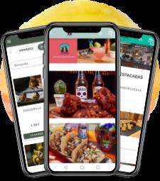 Carta digital que se adapta a todo tipo de bares y restaurantes con un diseño moderno y responsive
