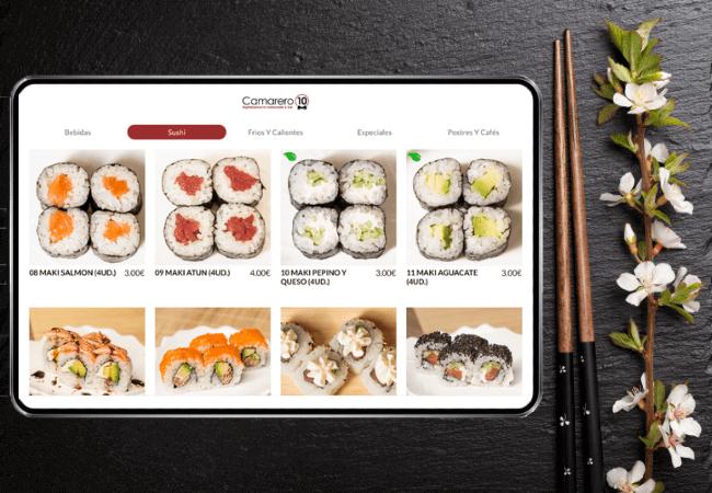utiliza una app de pedido en mesa para mejorar el proceso de pedido de tus clientes y mejorar la experiencia cliente
