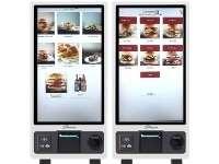 módulo tótem para facilitar el pedido en tu restaurante de comida rápida.