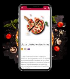 visualiza los productos y sus detalles, ingredientes, alérgenos