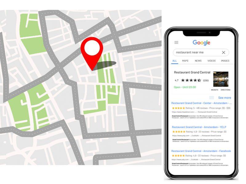 Conectividad con buscadores online