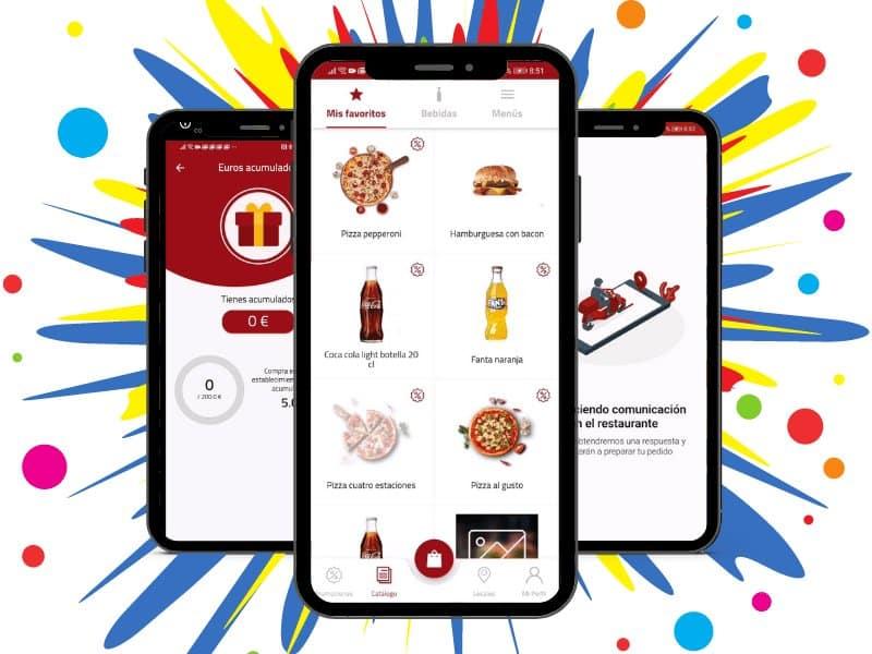 Fideliza al cliente con la app de clientes