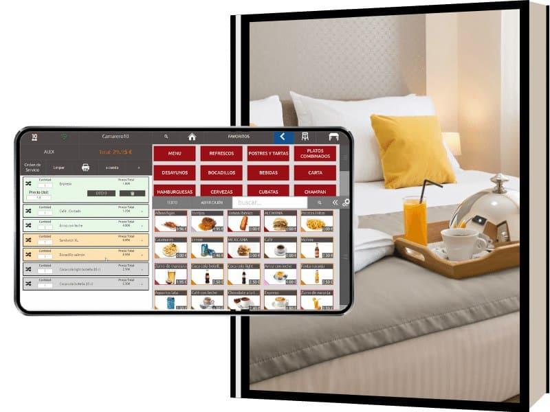 Software tpv para hotel