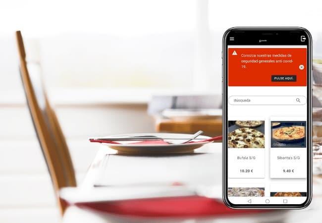 La mejor carta digital qr para restaurantes