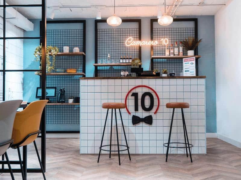 Showroom de Camarero10