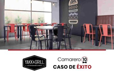Caso de éxito de digitalización en hostelería: Restaurante Yakk & Grill