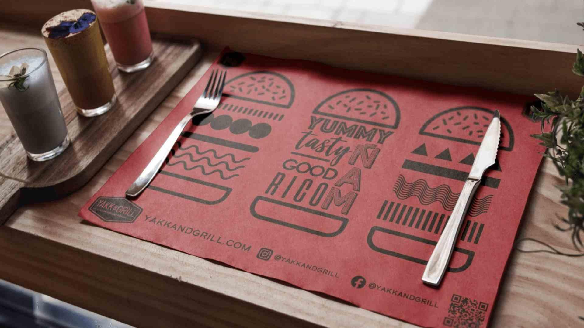 Restaurante de éxito Yakk & Grill en la localidad de Murcia.
