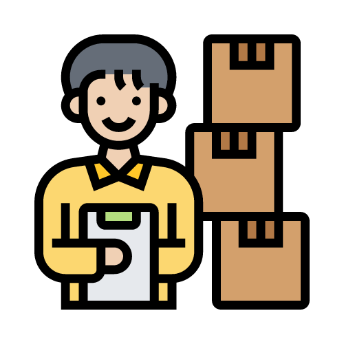 imagen persona con cajas