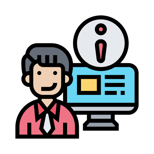 imagen persona con ordenador