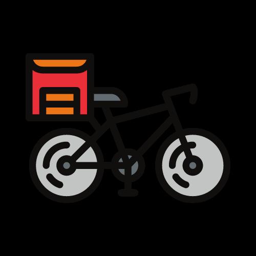 imagen bicicleta de reparto