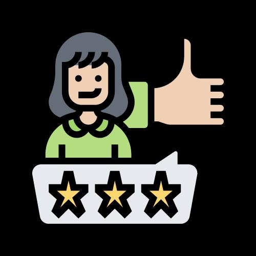 imagen persona con tres estrellas