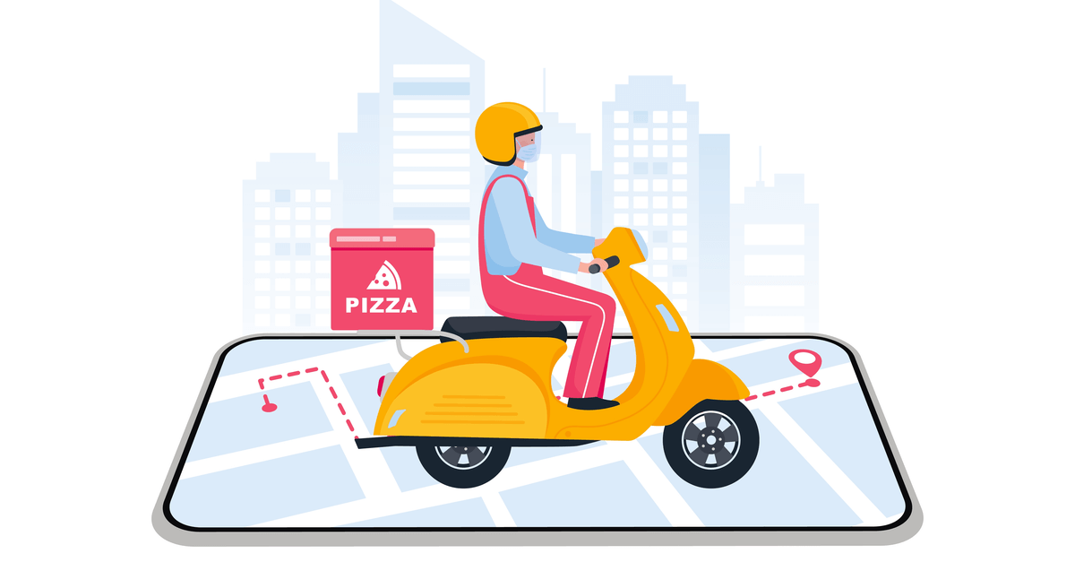 gestiona los repartos delivery utilizando nuestra guia delivery