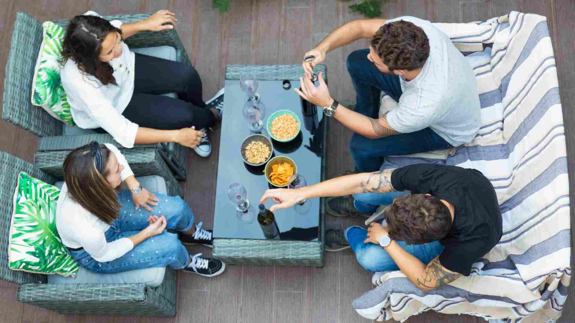 Vender más en la terraza de un negocio de hostelería
