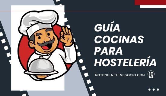 guia cocina para hostelería