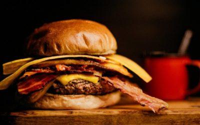 El curioso origen de las hamburguesas