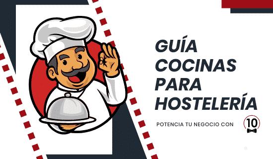 Guía de cocina para hostelería