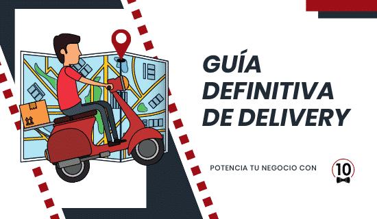 Guía delivery para bares y restaurantes