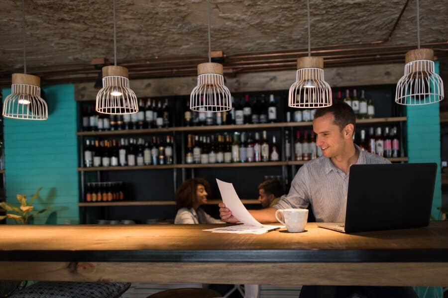 Gestión de bares y restaurantes